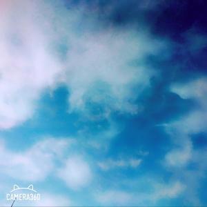 広島県広島市中区薬研堀のセクキャバ FORTUNEの写メ日記 キレイな空✨画像